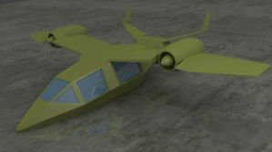 VTOL Blender by chaitanyak