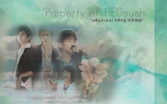 Property of HEOsushi by kotiki