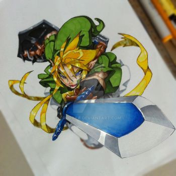 Collaboration Link by Crudaka