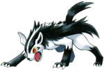 Save That Pokemon - Mightyena by Swiftstar01
