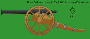 Valcas Ten Vaul Rifled Cannon by Imperator-Zor