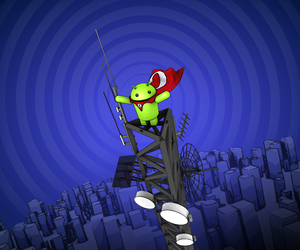 Opera Android Hero - Tower clr by Emoryy