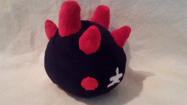 New sun and moon Pokemon plush by Spike-Gremlin