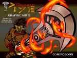 PIYE GRAPHIC NOVEL coming soon by chriscrazyhouse