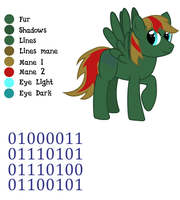 Everything About Verdant Binary by Tassadoul