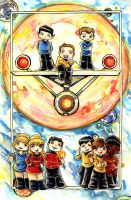 To Boldly Go by GalacticDustBunnies