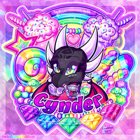 COM: Rainbow Cynder Sweets by Dolcisprinkles
