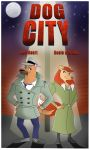 Dog City - Ace and Rosie by Akita-or-Aki