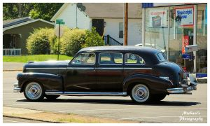 A Cool 1947 Cadillac Limo by TheMan268