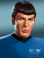 Tos Federation Spock-2 by GS-Arts