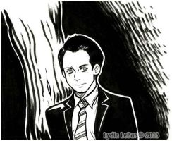 Twin Peaks- Special Agent Dale Cooper by Lilly-Lamb