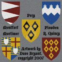 Heraldic achievements III by Catspaw-DTP-Services
