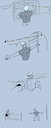 HA: One Fateful Morning... by dreaminpng