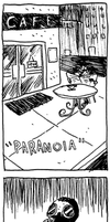Tiny Comix 3: Paranoia by erspears