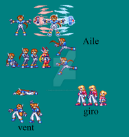 zx edits and custom sprites sofar by omegazeke08013