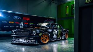 1967 Ford Mustang RTR Classic Car by ROGUE-RATTLESNAKE