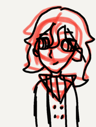 A not inaccurate drawing of Ouma by february-6555