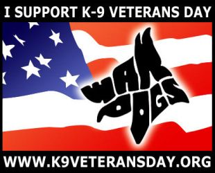 Commission - K-9 Veterans Day by MauserGirl