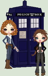TLC Doctor Who Entry by theladywrath