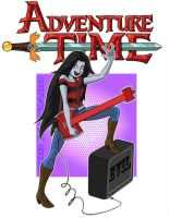 Marceline by RobBlizzard