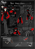 Mulligrubs oct: Quincy Daray ref by ThatOnePers0n
