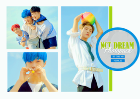 NCT DREAM PHOTOPACK #1/ NCT DREAM/We Young by Nighlie