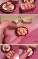 Miniature: Custard donuts by fiat500S
