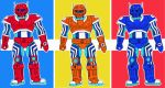 Sarge Pro Red And Blue by DanCar-Deviantart