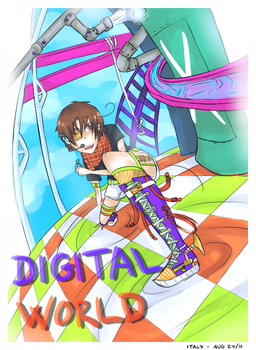 APH - DIGITAL BOUNCE by AskGrandpaRome