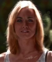 Hannah McKay of Dexter TV Series by whin