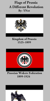 A Different Prussia by YNot1989