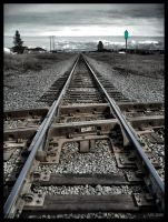Lonely Tracks by DragonDriver5