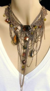 Award show necklace by bchurch