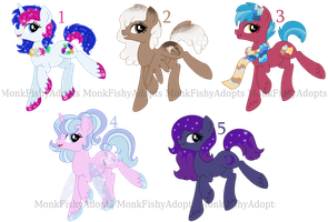 Festive Themes - MLP Offer To Adopts - OPEN by MonkFishyAdopts