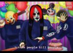 little people kill people by SheWasZombie
