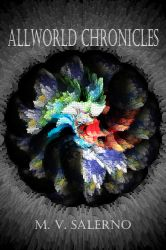 2016/06/01 - Book Cover - Allworld Chronicles by RearmedDreamer