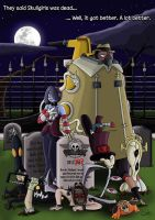 Skullgirls: back from the dead by feadraug