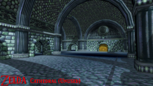 (MMD Stage) Cathedral (Unused) Download by SAB64