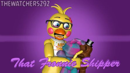 The Fronnie Shipper by The-Watcher5292