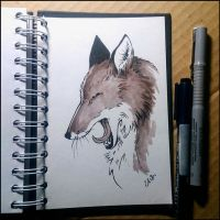 Instaart - Fox by Candra