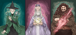 Old people from Hogwarts by InsaneNudl