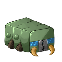 Squishy bug-bus