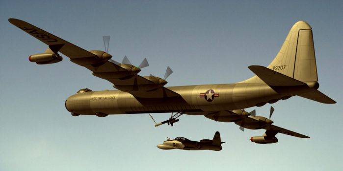 B36 Peacemaker FICON project. by Emigepa