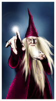 Dumbledore by Patilda