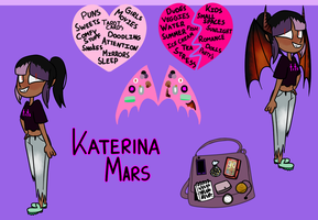 Katerina Mars [Ref] by alpacaHell