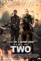 'Army of Two' poster by EJTangonan