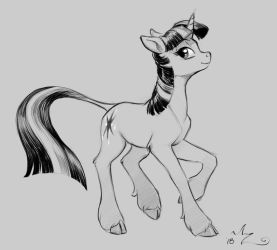 Daily Doodle 620 by Amarynceus