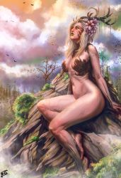 Mother Earth by Hype-Arts