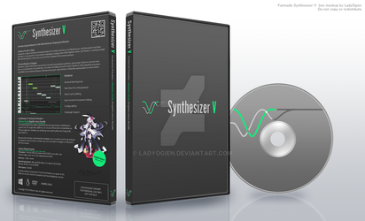 Fan Made Synthesizer V Box Mockup by LadyOgien