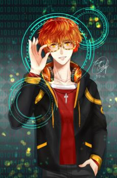 707: Defender of Justice by Ouji-Studio